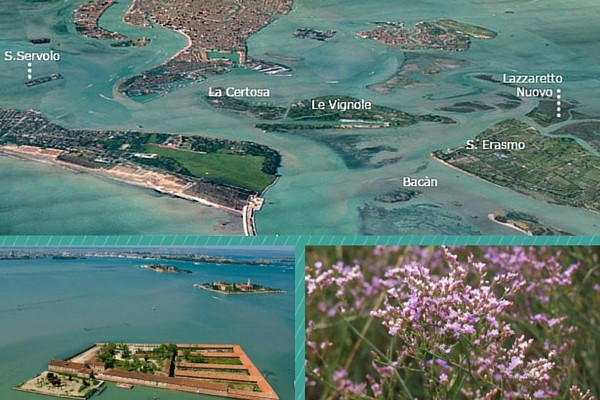THE VENICE LAGOON: I LAZZARETTI